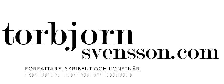 Torbjörns Svensson – Författare, Skribent och Konstnär logo